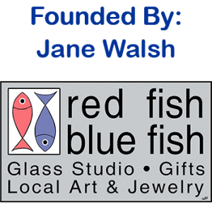 Jane Walsh, owner of Red Fish Blue Fish, is a proud sponsor and the founder of Hyannis Open Streets