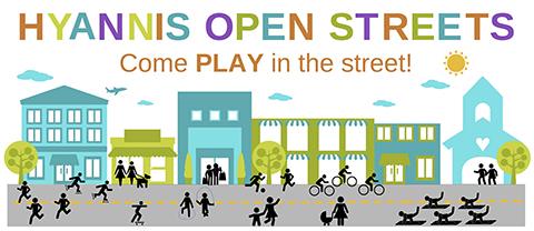 Hyannis Open Streets Logo